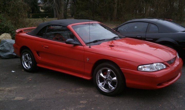 More - Questions Anniversary Is 35th Ford Mustang Than The Worth