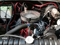 Picture of 1986 Jeep CJ7, engine