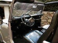 Picture of 1986 Jeep CJ7, interior