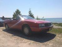 Picture of 1989 Cadillac Allante Base Convertible, exterior