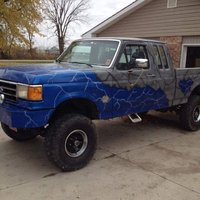 Picture of 1991 Ford F-150 STD 4WD Extended Cab LB, exterior, gallery_worthy
