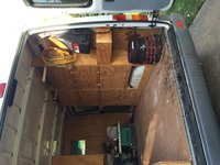 Picture of 2005 Dodge Sprinter Cargo 3 Dr 2500 140 WB Cargo Van Extended, interior
