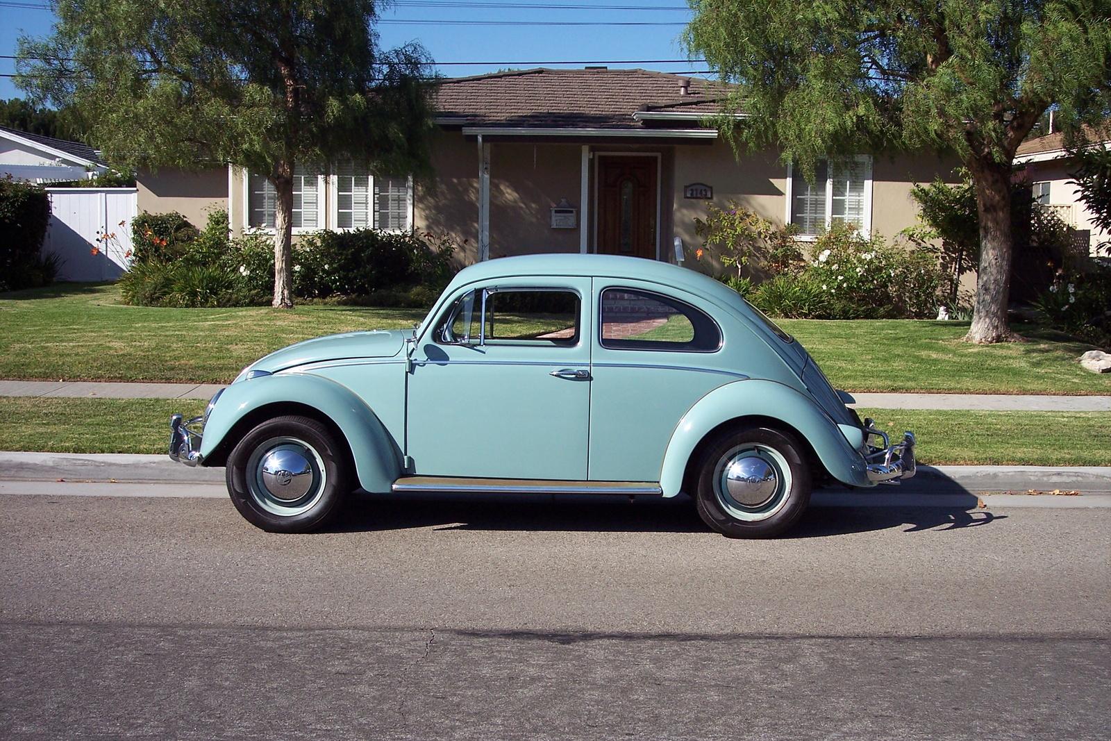 Volkswagen Beetle Questions - 1961 Beetle