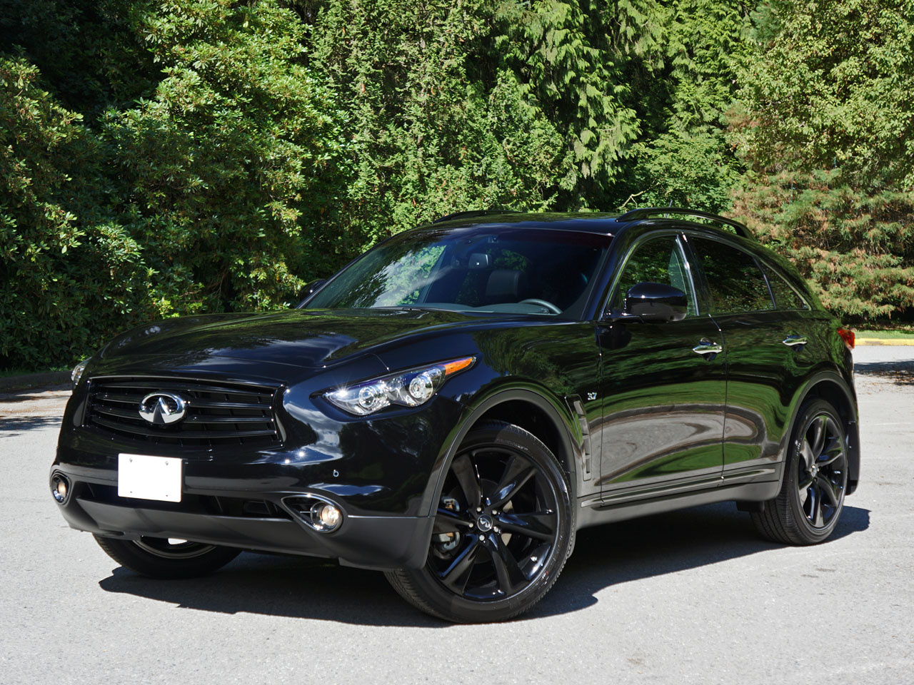 Picture of 2015 Infiniti QX70 AWD