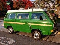 Picture of 1983 Volkswagen Vanagon Camper Passenger Van, exterior