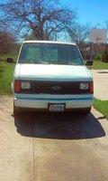 1989 Chevrolet Astro Cargo Van Overview