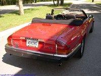 1989 Jaguar XJ-S Overview