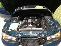 Picture of 1999 BMW Z3 2.3 Convertible, engine