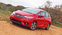 Picture of 2015 Honda Fit EX