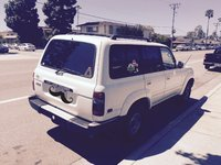 Picture of 1991 Toyota Land Cruiser 4 Dr STD 4WD SUV, exterior