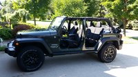 Picture of 2015 Jeep Wrangler Unlimited Sport, exterior