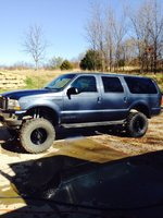 Picture of 2002 Ford Excursion XLT 4WD, exterior