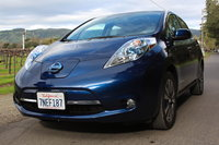 2016 Nissan LEAF Picture Gallery