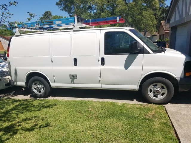 Picture of 2006 GMC Savana Cargo 1500 Van