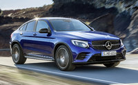 2017 Mercedes-Benz GLC-Class Picture Gallery