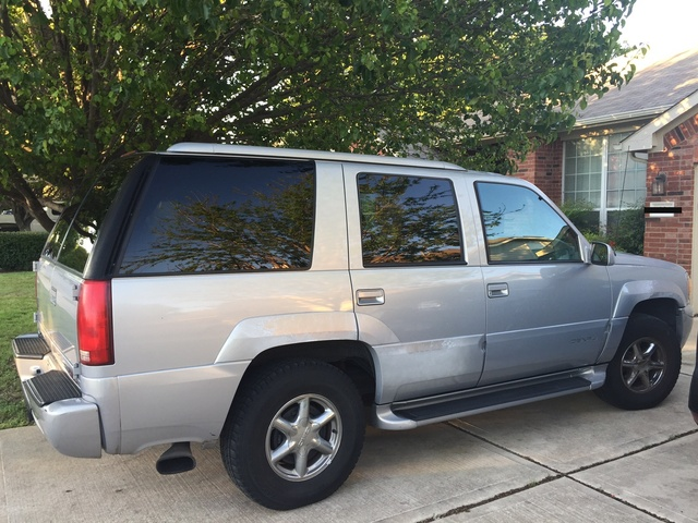 Picture of 1999 GMC Yukon Denali 4WD, exterior, gallery_worthy
