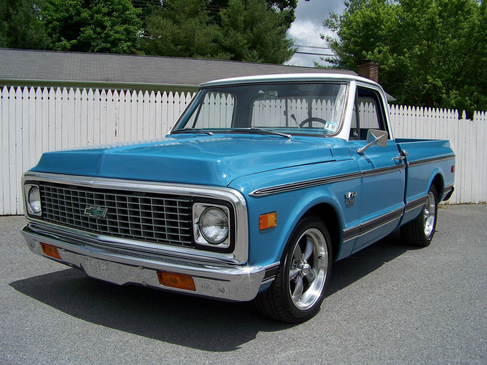 1973 Chevy Truck >> 1973 Chevrolet C K 10 Overview Cargurus
