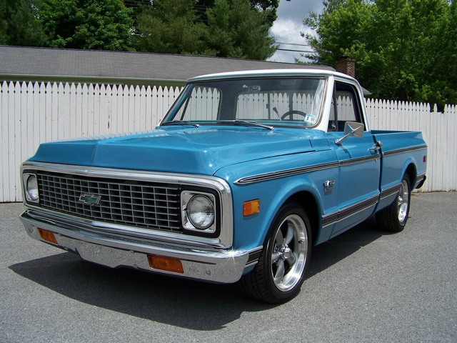 1973 Chevy Truck >> 1973 Chevrolet C K 10 User Reviews Cargurus