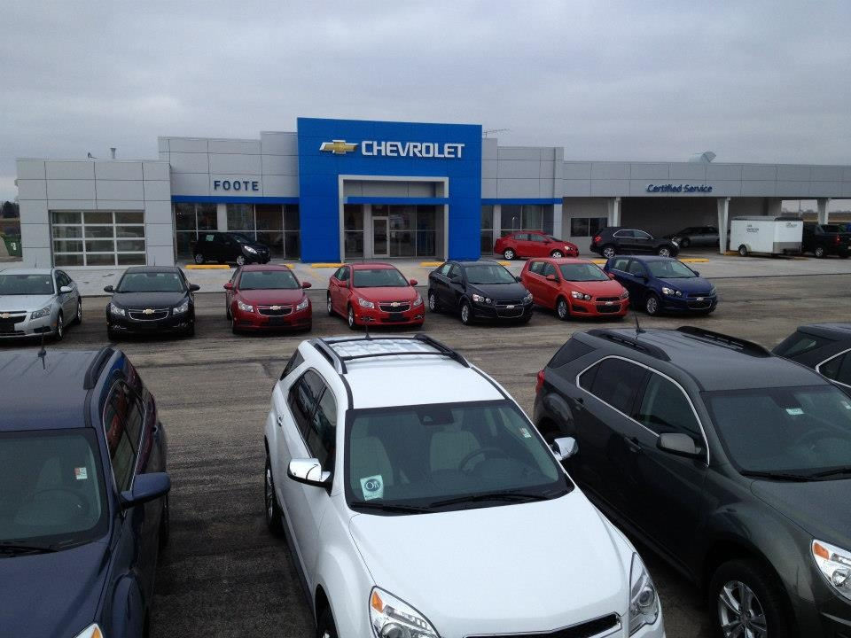Bruce Foote Chevrolet - Monmouth, IL: Read Consumer reviews, Browse