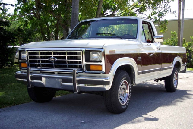 1986 Ford F-150 - Pictures - CarGurus