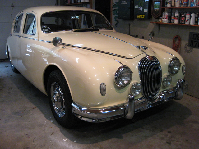 1957 Jaguar Mark 1 - Pictures - CarGurus