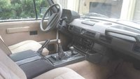 Picture of 1990 Land Rover Range Rover 4WD, interior