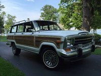 Picture of 1988 Jeep Wagoneer Limited 4WD, exterior