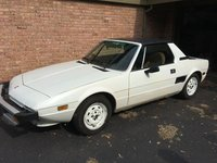 1976 Fiat X1/9 Overview