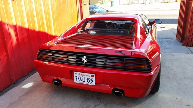 Picture of 1991 Ferrari 348
