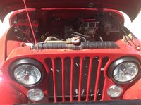 Picture of 1982 Jeep CJ8, engine