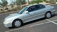 Picture of 2004 Hyundai Sonata Base, exterior