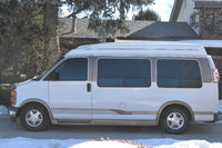 Picture of 2002 GMC Savana G1500 SLT Passenger Van, exterior