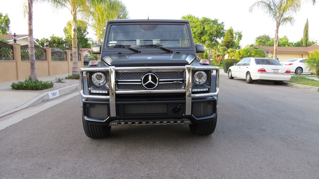 Picture of 2016 Mercedes-Benz G-Class G AMG 63, exterior, gallery_worthy