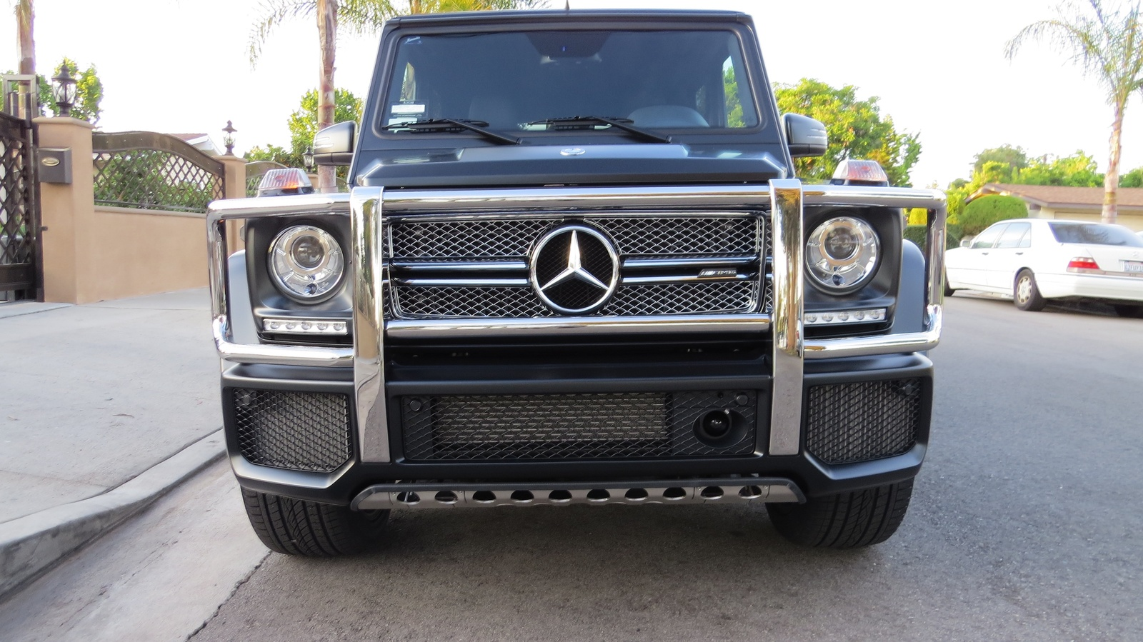 Picture of 2016 Mercedes-Benz G-Class G63 AMG