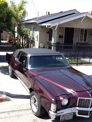 Picture of 1972 Pontiac Grand Prix
