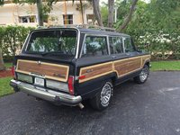 1990 Jeep Grand Wagoneer Overview