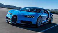 2017 Bugatti Chiron Overview