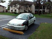 Picture of 1999 Chevrolet Metro 4 Dr LSi Sedan, exterior