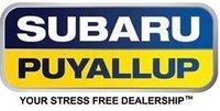 Subaru of Puyallup logo