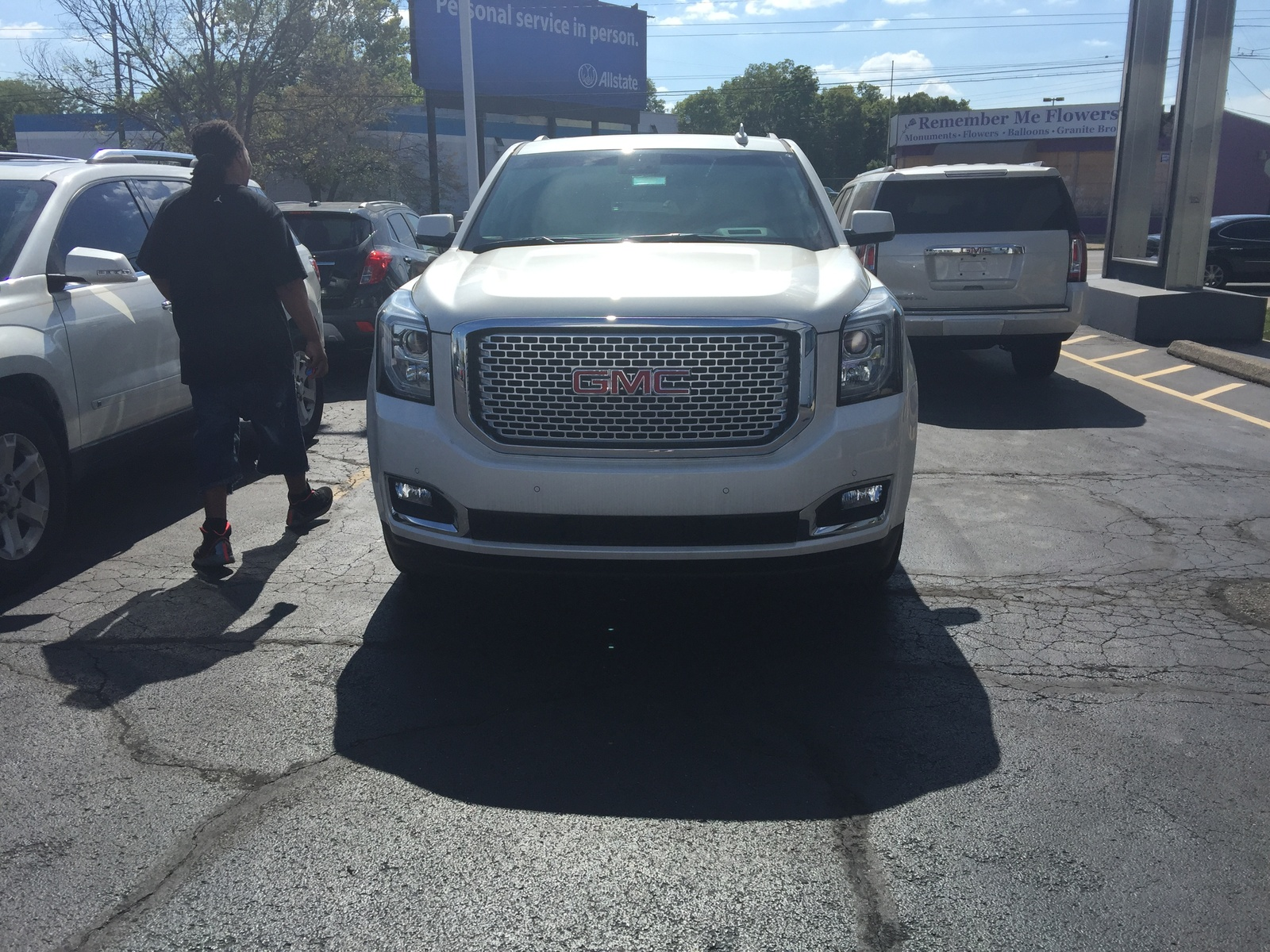 Picture of 2015 GMC Yukon Denali 4WD