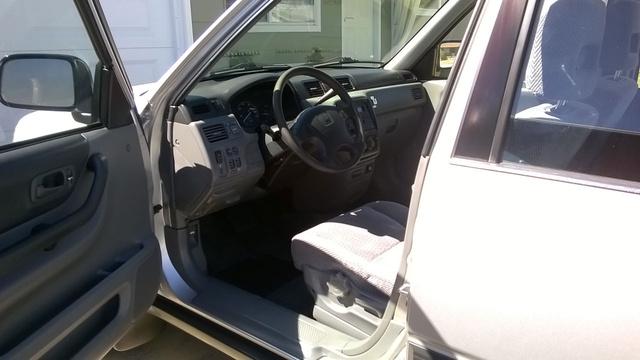 1997 Honda CR V Interior Pictures CarGurus