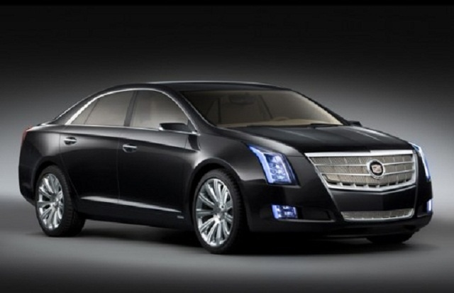 2015 Cadillac XTS - Overview - CarGurus