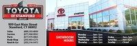 Toyota of Stamford logo