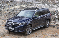 2017 Mercedes-Benz GLS-Class Picture Gallery