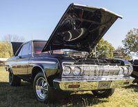 1964 Plymouth Fury Overview