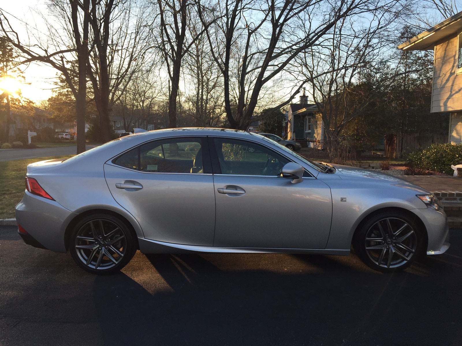 Picture of 2015 Lexus IS 250 AWD