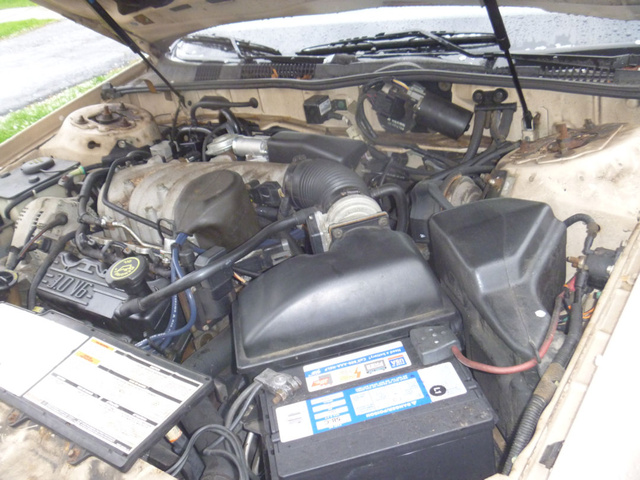 Picture of 1991 Ford Taurus L, engine, gallery_worthy