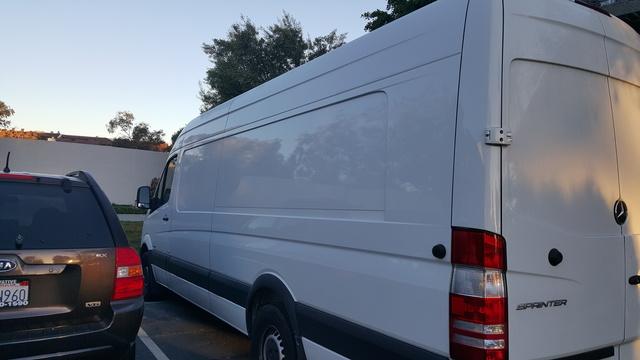 2015 mercedes benz sprinter cargo pictures cargurus for 2016 mercedes benz sprinter extended cargo van