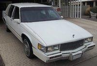 Picture of 1990 Cadillac DeVille Base Sedan, exterior