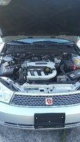 Picture of 2005 Saturn L300 STD, engine